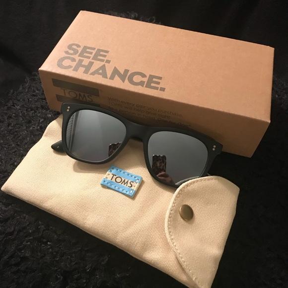 ed5ec87a698d Toms Accessories | Fitzpatrick Sunglasses | Poshmark